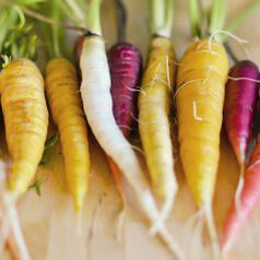 How carrots can help you to be more efficient at work