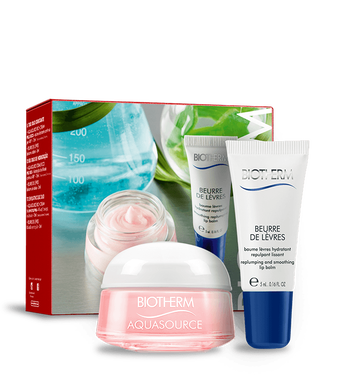 Special Offers  - AQUASOURCE Dry Skin + Lip Butter Set