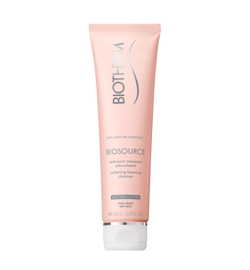 BIOSOURCE FOAMING CREAM Dry Skin