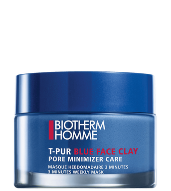 Featured What's New - T-PUR Blue Face Clay