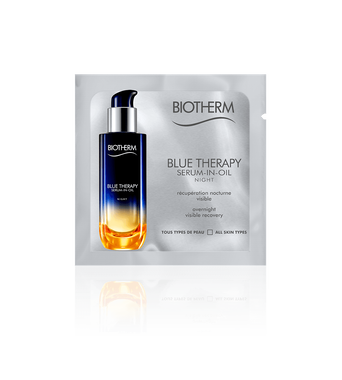 - BLUE THERAPY Serum-in-Oil 1 ml