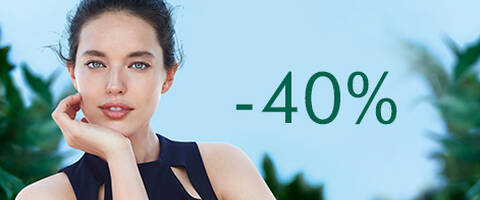 ENJOY 40% OFF ON SELECTED PRODUCTS