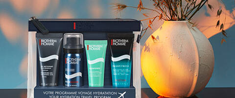 EXCLUSIVE GIFT BIOTHERM HOMME WITH $65