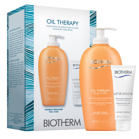 COFFRET OIL THERAPY BAUME NUTRITION