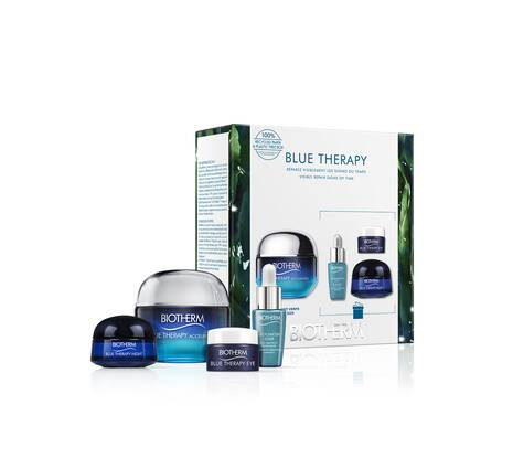 COFFRET BLUE THERAPY ACCELERATED ANTI-AGE JOUR