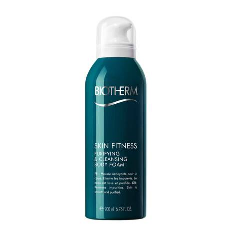 SKIN FITNESS PURIFYING & CLEANSING BODY FOAM