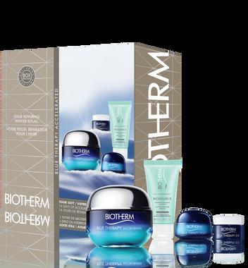Idées Cadeaux  - Coffret Blue Therapy Accelerated