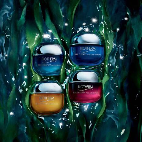 BLUE THERAPY ACCELERATED CREME DE JOUR ANTI-AGE