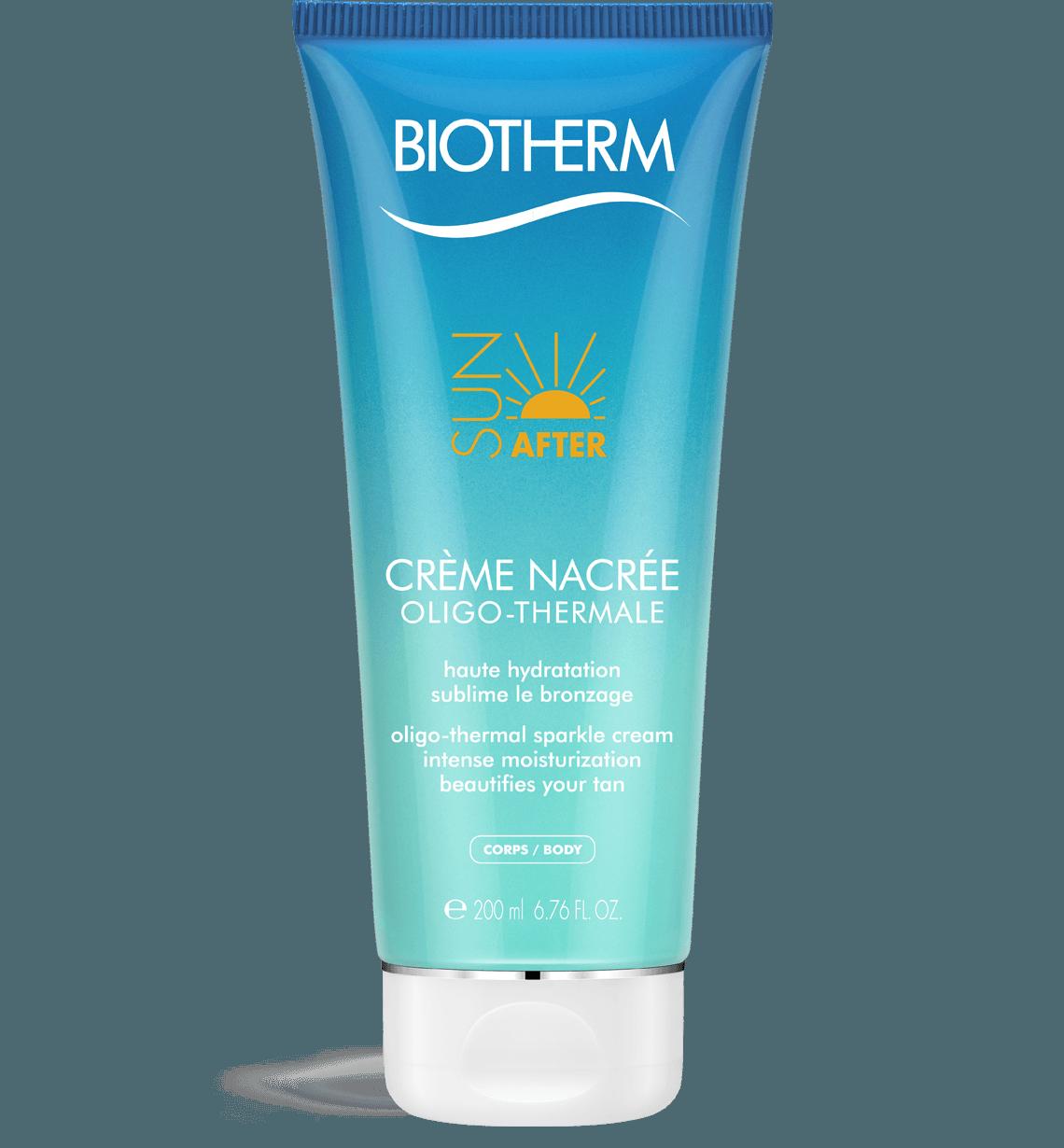 Biotherm - Oligo-Thermale Sparkle Cream Intense Moisturization Beautifies Your Tan -200ml/6.76oz Balance To-Go Started Kit (Normal to Combination Skin): Clay Chameleon+Skinlongevity+Brilliant Futur