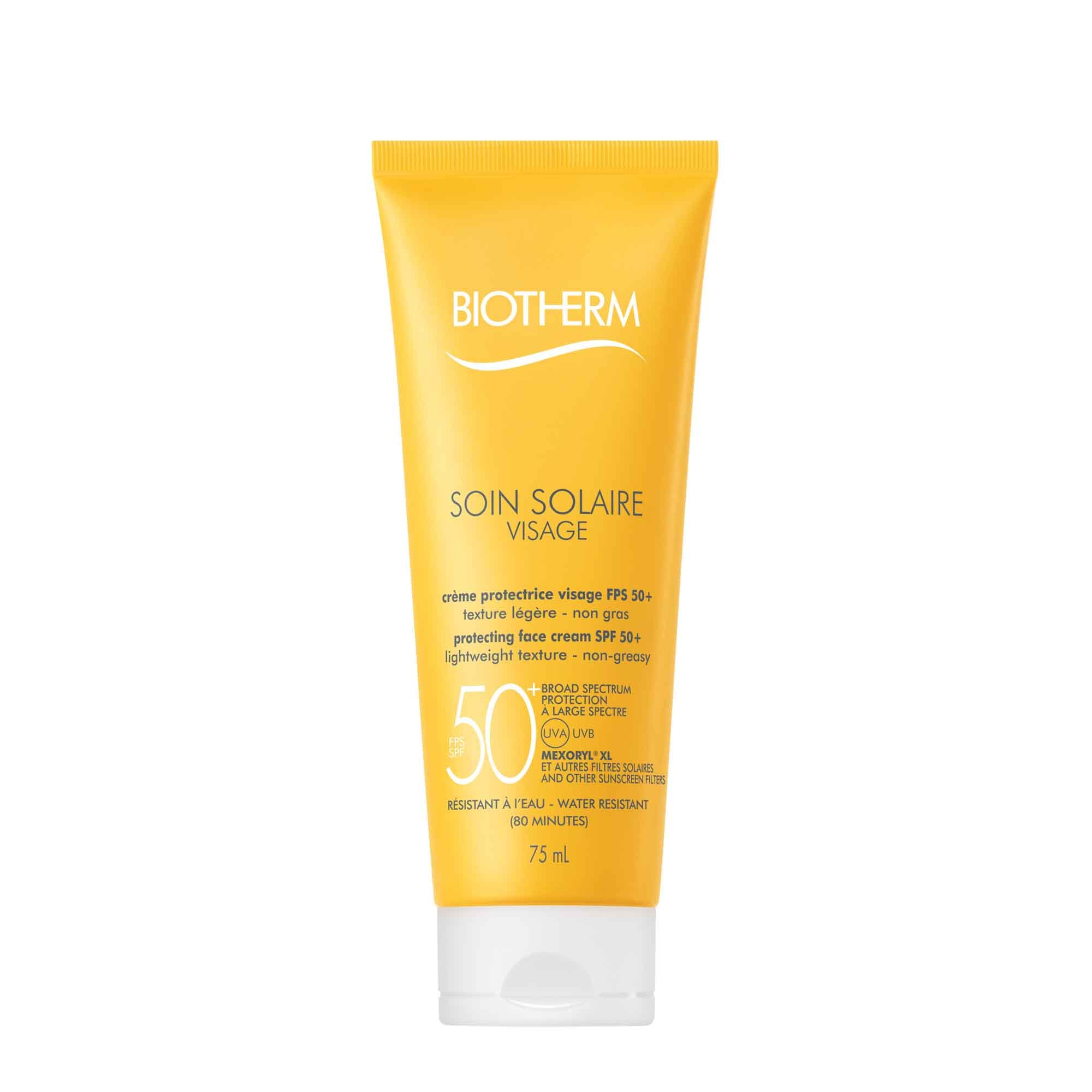 biotherm sunscreen face
